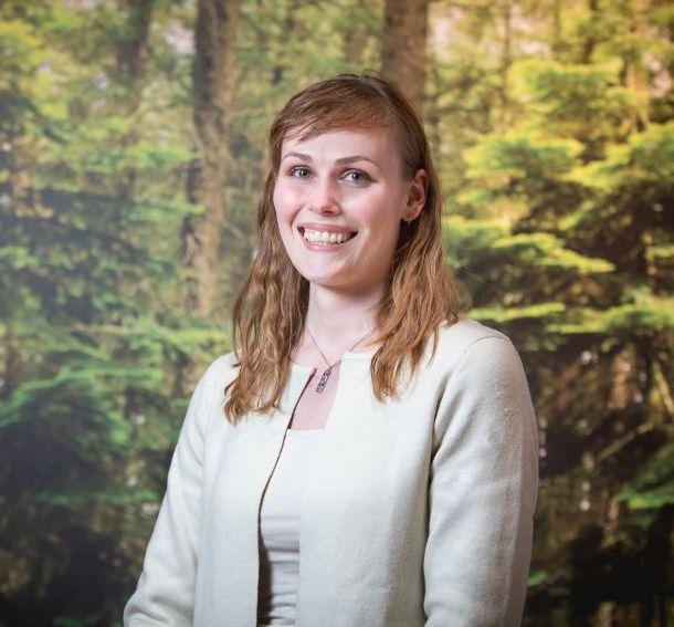 Alicia van der Grift